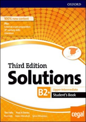 Solutions 3rd Edition Upper-Intermediate. Student's Book