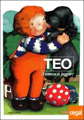 Teo, vamos a jugar . Libro gigante