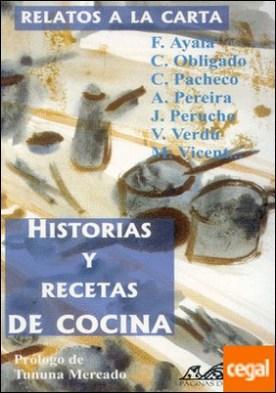 Relatos a la carta . Historias y recetas de cocina por Paletta, Viviana (Ed.)