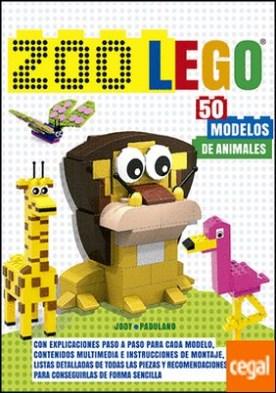 Zoo Lego . 50 modelos de animales