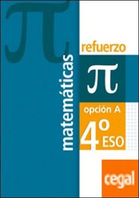 Refuerzo Matemáticas 4º ESO opción A