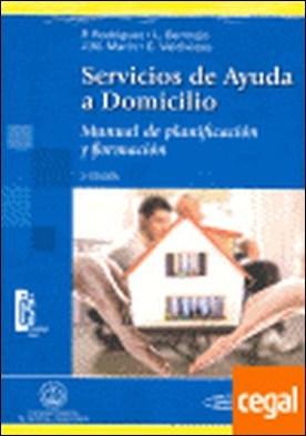 Servicios de ayuda a domicilio . programación del servicio : manual de formación para auxiliares
