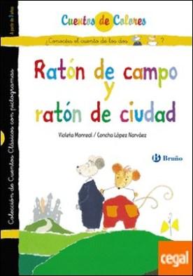 Ratón de campo y ratón de ciudad / El gato enmascarado