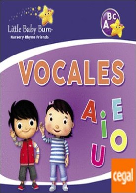 Vocales (Little Baby Bum. Didácticos)