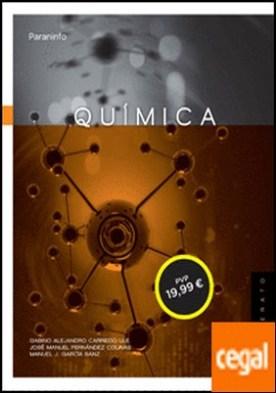 Química. 2º Bachillerato (LOMCE)