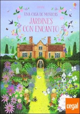 Una casa de muñecas jardines con encanto