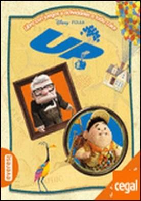 Up . Libro con juegos y actividades a todo color