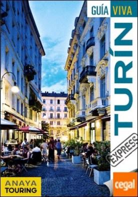 Turín por Anaya Touring PDF