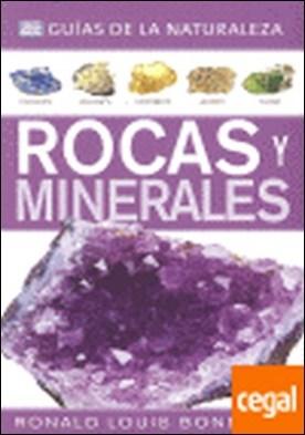 ROCAS Y MINERALES. GUÍAS DE LA NATURALEZA