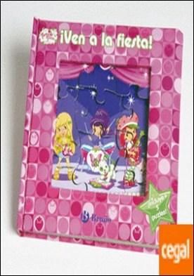 ¡Ven a la fiesta! Libro puzle de Tarta de Fresa