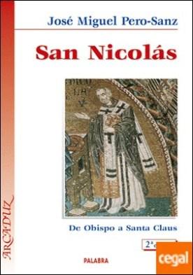 San Nicolás . De Obispo a Santa Claus