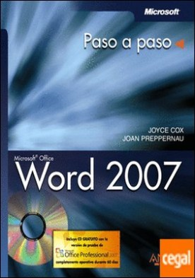 Word 2007 . Paso a Paso