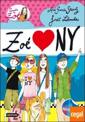 Zoé loves NY . La banda de Zoé 4