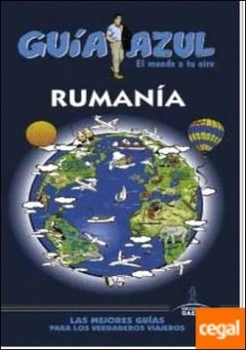 Rumanía . GUÍA AZUL RUMANÍA