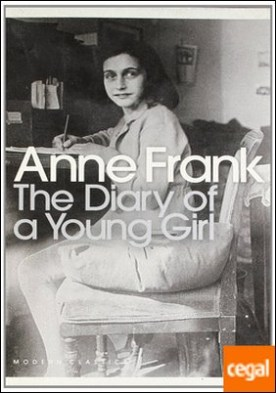 THE DIARY OF A YOUNG GIRL ANNE FRANK . THE DEFINITIVE EDITION