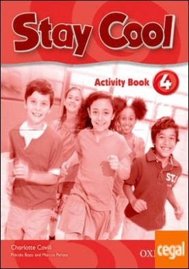 Stay Cool 4. Activity Book