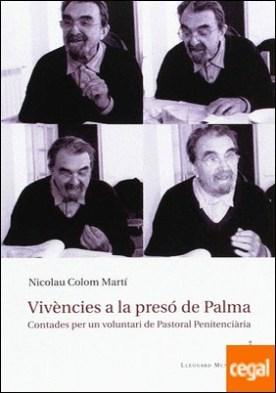 Vivències a la presó de Palma