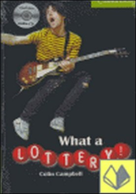 What a Lottery! Starter/Beginner Book with Audio CD Pack
