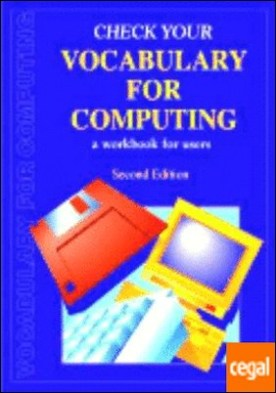 VOCABULARY FOR COMPUTING A WORBOOK FOR USERS CHECK YOUR