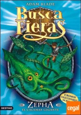 Zepha, el Calamar monstruoso . Buscafieras 7