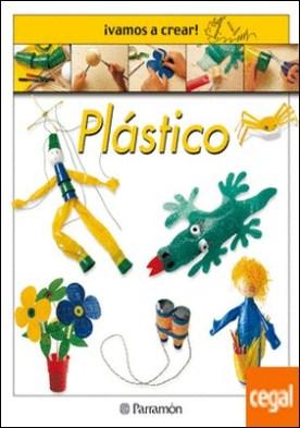 ¡VAMOS A CREAR! PLASTICO