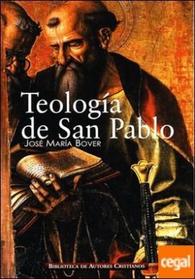 Teolog¡a de San Pablo