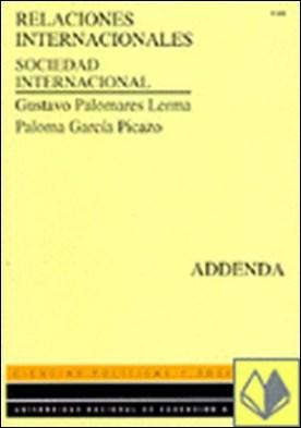 Relaciones internacionales. Addenda