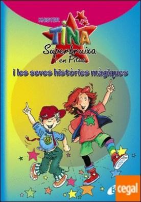 Tina Superbruixa i en Pitus i les seves històries màgiques