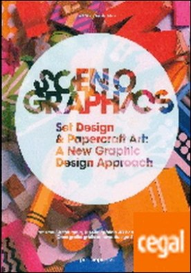 Scenographics . Set Design & Papercraft Art: A New Graphic Design Approach Grafisme 3D fait main Diseño gráfico 3D hecho a mano Cenografia gráfica: novo design 3D