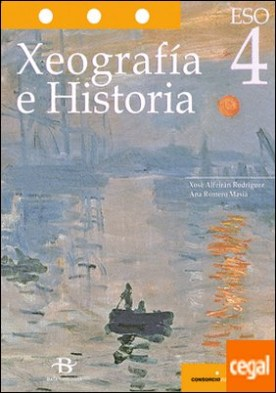 Xeografía e Historia 4º ESO LOMCE