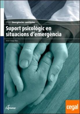 Suport psicològic en situacions d'emergència