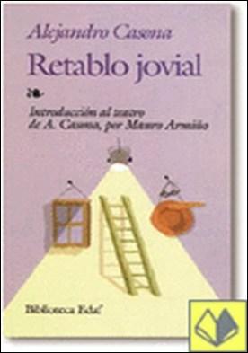 Retablo jovial. Prólogo de M. Armiño.