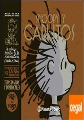 Snoopy y Carlitos 1981-1982 nº 16/25 . 1981 a 1982