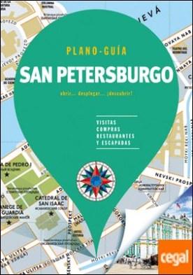 San Petersburgo (Plano - Guía) . Visitas, compras, restaurantes y escapadas