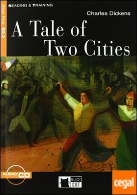 Tale of two cities. Con CD Audio (A) (Reading and training) . Intermediate por Dickens, Charles