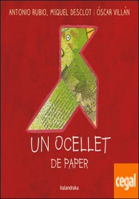 Un ocellet de paper
