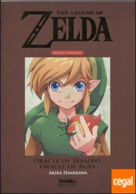 The Legend of Zelda kanzenban 3: Oracle of Seasons y Oracle of Ages