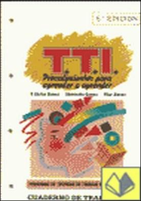 Programa de técnicas de trabajo intelectual TTI cuaderno I