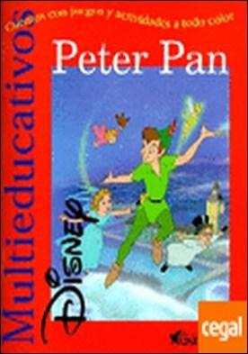 Peter Pan . Cuentos con Juegos y actividades a todo color
