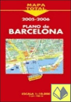 Plano de Barcelona a escala 1:10.000, 2005-2006