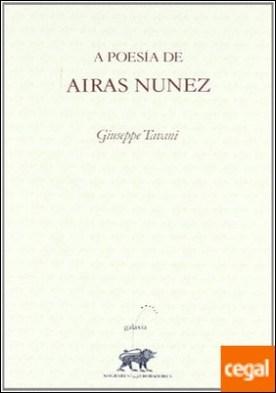 Poesía de Airas Nunez, a