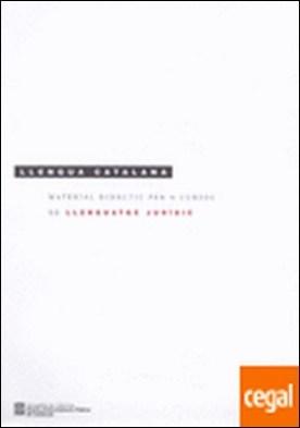 Material didàctic per a cursos de llenguatge jurídic