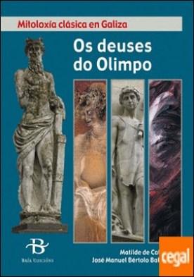 Os deuses do Olimpo por De Cal Cortina, Matilde PDF