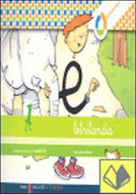 Letrilandia cuaderno 1 de escritura (Cuadricula)