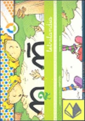 Letrilandia cuaderno 2 de escritura (Cuadricula)