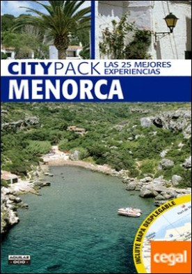 Menorca (Citypack) . (Incluye plano desplegable)