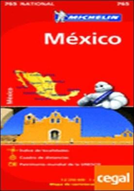 Mapa National México . EDICION 2012