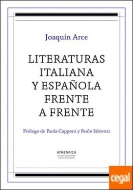 Literaturas italiana y española frente a frente