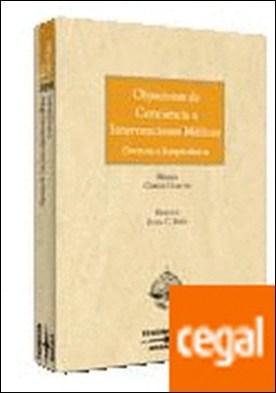 Objeciones de conciencia a intervenciones médicas - Doctrina y jurisprudencia por Cebriá García, María PDF