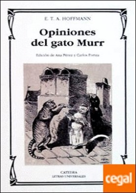 Opiniones del gato Murr